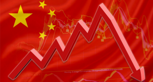 China stock market crash