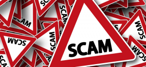 Dangers of pension scammers
