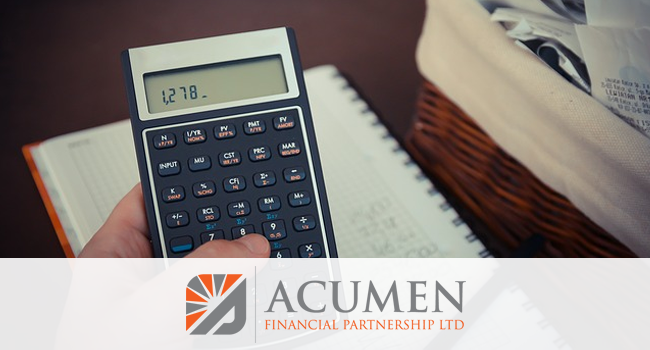 how to develop financial acumen