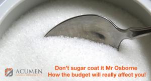 Sugar Tax 2016