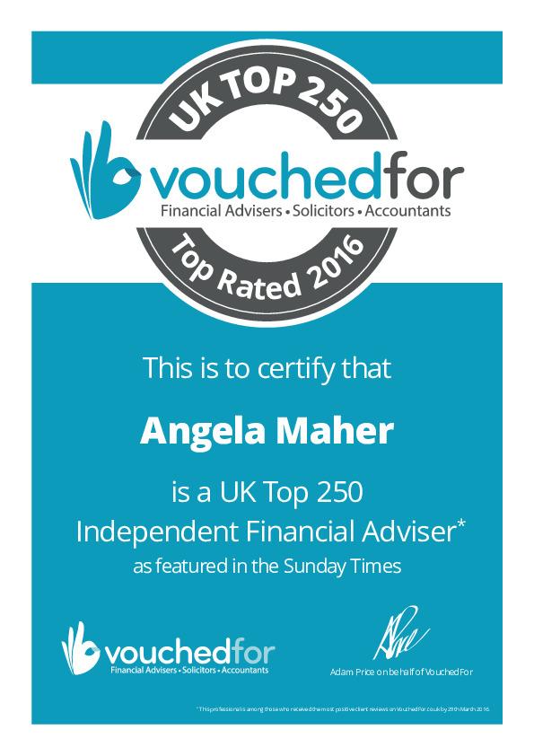 VouchedFor Top IFAs